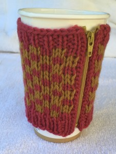 Cup Cozy for Steeks class