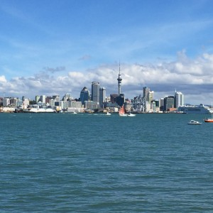 Auckland overview