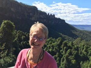 me at Blue Mountains