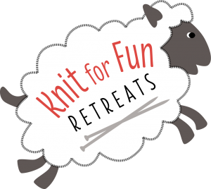 Knit for Fun Retreats Logo