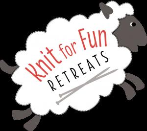 Knit for Fun Retreats Logo